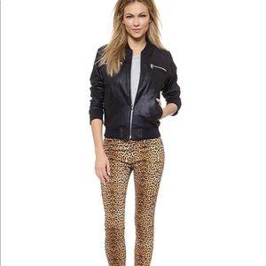 Hudson Lynx Nico Super Skinny Midrise Jeans
